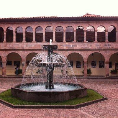 Chafariz do Municipal Palace Museum