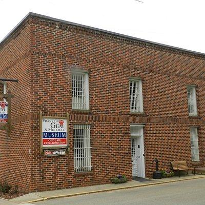 Historic Macon County Jail