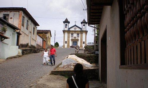 Fora do centro histórico