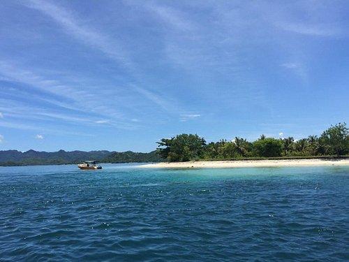 близлежащий остров