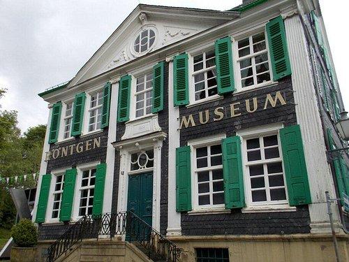 Röntgenmuseum in Remscheid Lennep Außenansicht