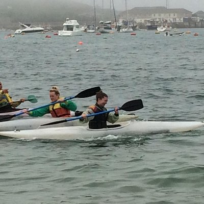 Kayak Scilly