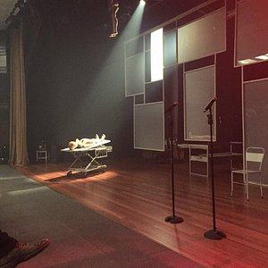 Palco Teatro SESC RS
