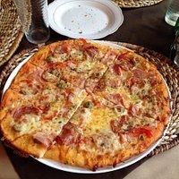 Pizza antojitos