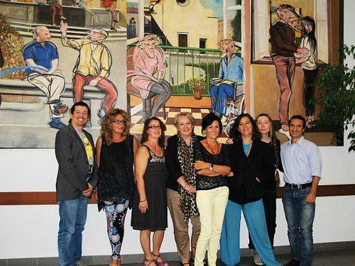 Staff of Centro Machiavelli