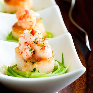 World renowned Nova Scotia seafood
