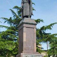 Shota Rustaveli Statue