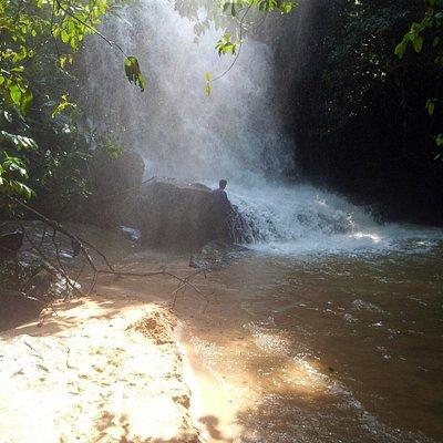 Samrong Kiat Waterfall  (Namtok Pisad)