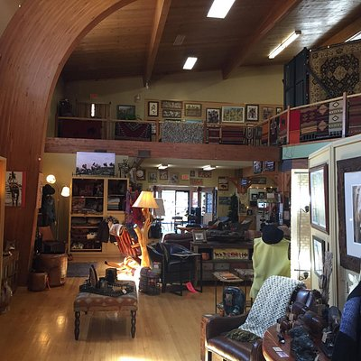 A must see shop while in West Yellowstone & a fantastic place to buy locally made jewelry & art.