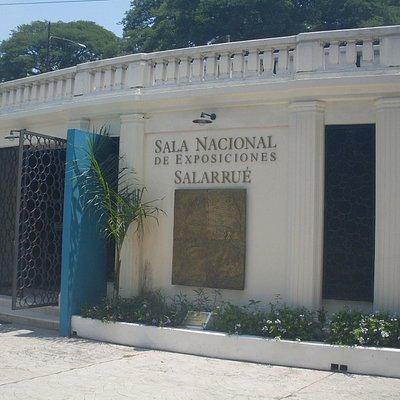 Sala Nacional de Exposiciones Salarrué