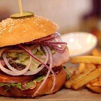 Burger Bronx par V.Vrel