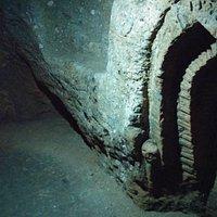 La cueva situada justo debajo del bar