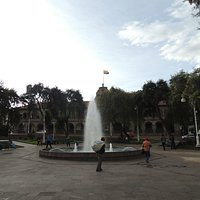 Plaza Regocijo      Cusco, Peru