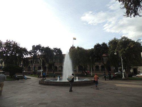 Plaza Regocijo  |   Cusco, Peru