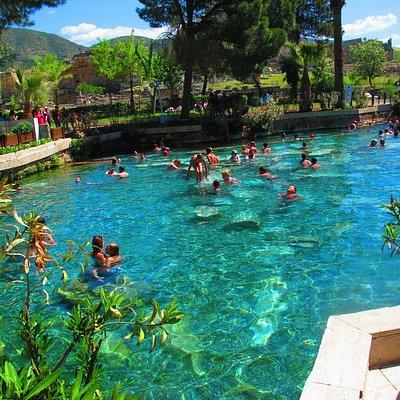 amazing hot pool