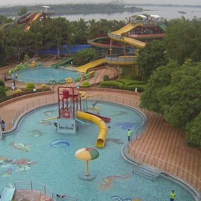 Jalavihar Water park in side