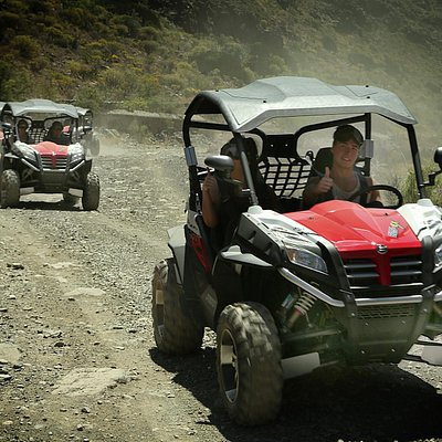TOUR OFF ROAD..RESERVA YA ONLINE www.canariasextreme.com