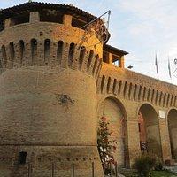 Rocca Albornoziana di Forlimpopoli (foto Franco Mercuriali)