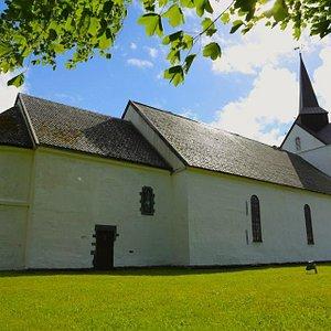 Herøy kirke 2014