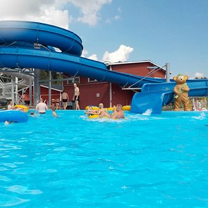 Puuhamaa water park