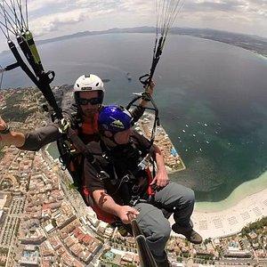 Parapente - Paragliding