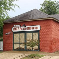 1927 Flood Museum, Greenville, MS, May 2015