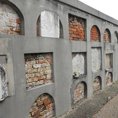wall vaults