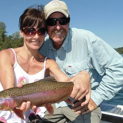 Lower Sacramento River Fly Fishing
