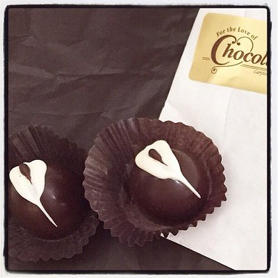 Chocolate & Coffee truffles