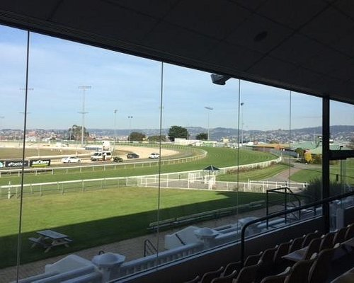 View of the track