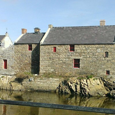 The newly restored Cornmill (2014)