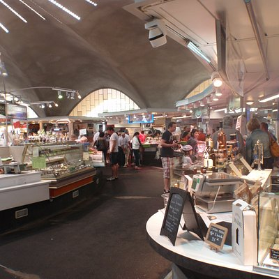 marché de royan
