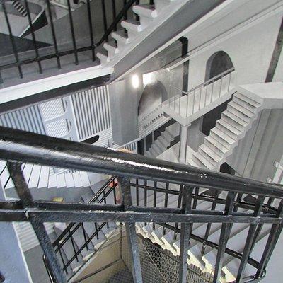 лестница Мёбиуса