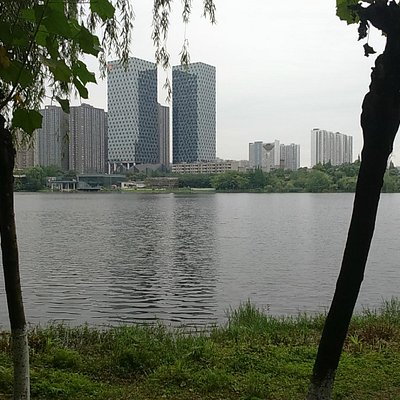 East Lake , Chengdu