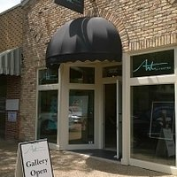 Art on Centre located in historic old town Fernandina Beach.