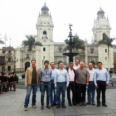 Catedral de Lima -