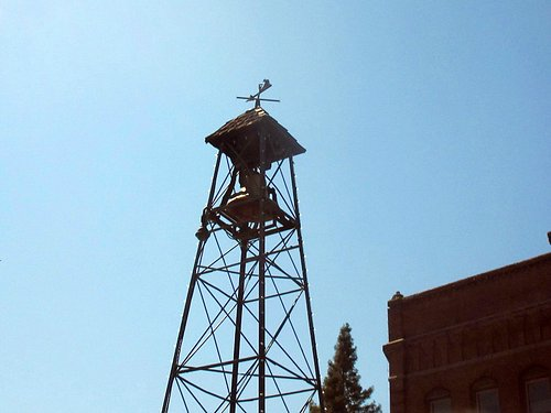 Bell Tower, Placerville, Ca