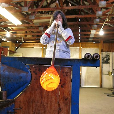 Glassblowing is for everyone.