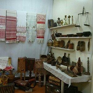 Виноградовский районный исторический музей