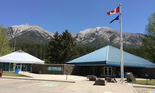 Travel Alberta Visitor Information Centre Canmore
