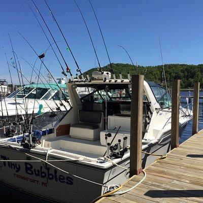 Fishing charter on 6/3/15
