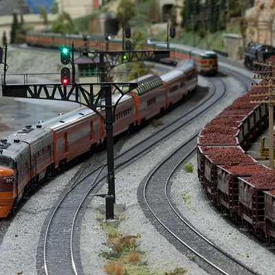 World famous O Scale Layout of the Twin Cities