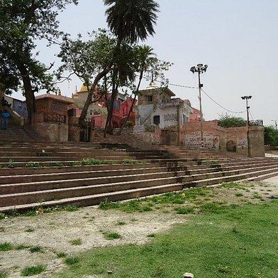 Satti Chaura Ghat