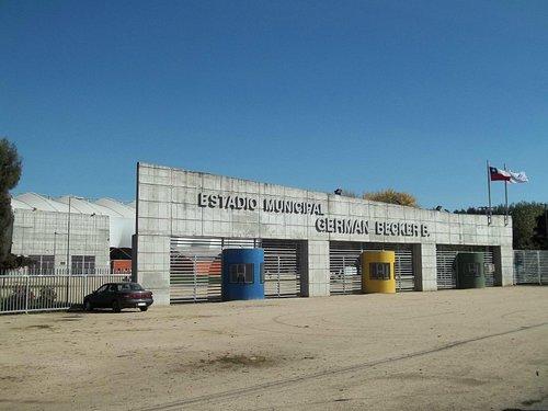 Estadio Becker Temuco