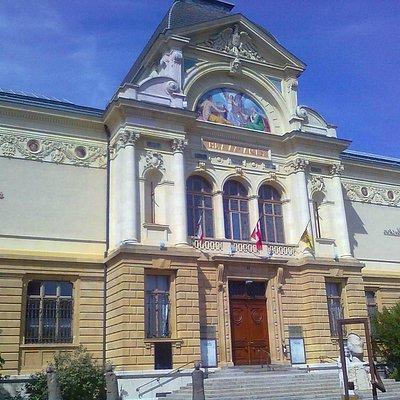 Museo de Arte e Historia de Neuchatel 1