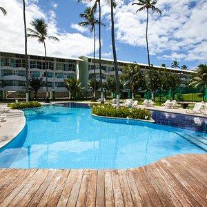 The Pool at the Ancorar Flat Resort