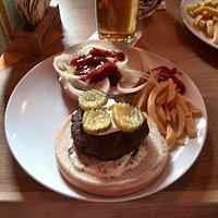Burger zum selber Zusammenstellen