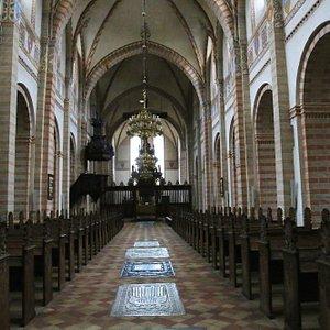 Klosterkirken indefra