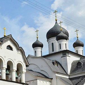 церковь общины Старообрядцев Поморского согласия.