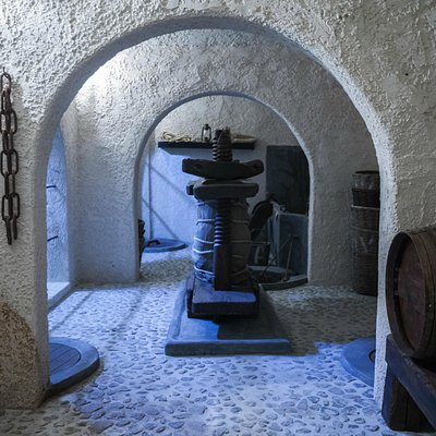 Canava Santorini, Museum